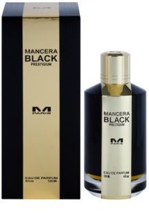 Mancera Intense Black Black Prestigium parfumska voda uniseks 120 ml