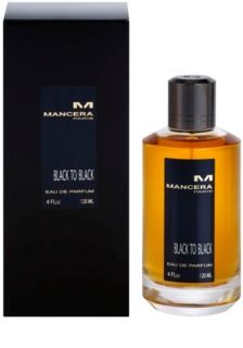 Mancera Black To Black eau de parfum mixte 120 ml