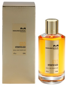 Mancera Gold Intensive Aoud eau de parfum mixte 120 ml