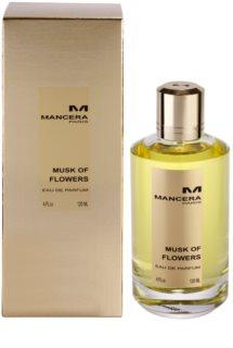 Mancera Musk of Flowers Eau De Parfum pentru femei 120 ml