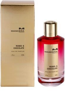 Mancera Greedy Pink Roses and Chocolate Eau de Parfum unissexo 120 ml