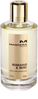 Mancera Roseaoud & Musc eau de parfum unissexo 120 ml