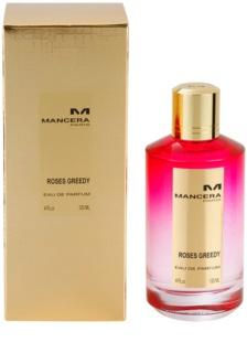 Mancera Roses Greedy Eau de Parfum Unisex 120 ml