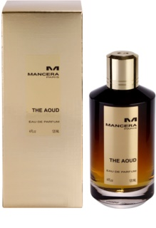 Mancera The Aoud woda perfumowana unisex 120 ml