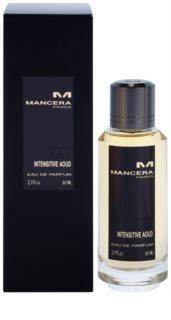 Mancera Black Intensitive Aoud eau de parfum mixte