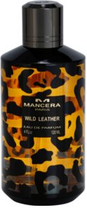 Mancera Wild Leather eau de parfum unissexo 120 ml