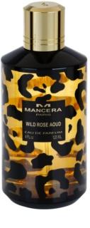 Mancera Wild Rose Aoud eau de parfum mixte 120 ml
