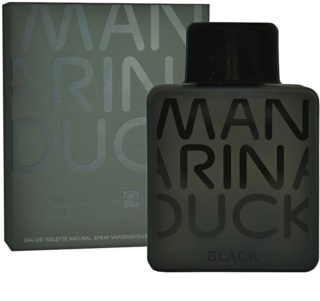 Mandarina Duck Black eau de toilette for Men