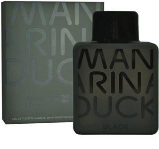 Mandarina Duck Black eau de toilette para hombre 100 ml