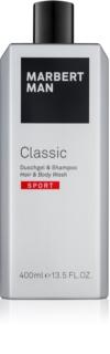 Marbert Man Classic Sport Duschgel Herren 400 ml