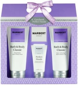 Marbert Bath & Body Classic darilni set III.