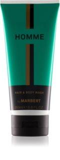 Marbert Homme gel de ducha y champú 2en1