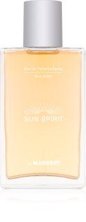 Marbert Sun Spirit Eau de Toilette Damen 100 ml