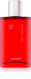 Marbert Woman Red Eau de Toilette für Damen 100 ml