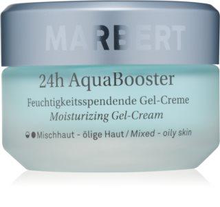 Marbert Moisture Care 24h AquaBooster hydratisierende Gel-Creme für fettige und Mischhaut