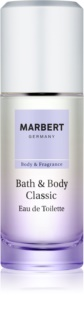 Marbert Bath & Body Classic Eau de Toilette für Damen 50 ml