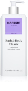 Marbert Bath & Body Classic leite corporal para mulheres