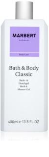 Marbert Bath & Body Classic gel de ducha para mujer 400 ml