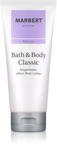 Marbert Bath & Body Classic Körperlotion für Damen 200 ml