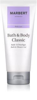 Marbert Bath & Body Classic Duschgel für Damen 200 ml