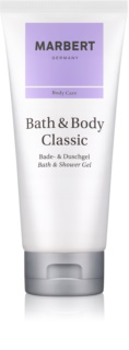 Marbert Bath & Body Classic gel de ducha para mujer 200 ml