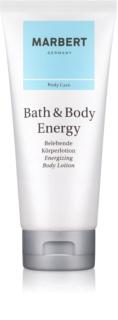 Marbert Bath & Body Energy Körperlotion für Damen 200 ml