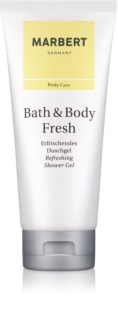 Marbert Bath & Body Fresh Duschgel Damen 200 ml