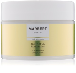 Marbert Bath & Body Shimmering krema za telo