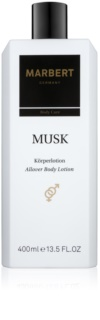 Marbert Bath & Body Musk Body Milk