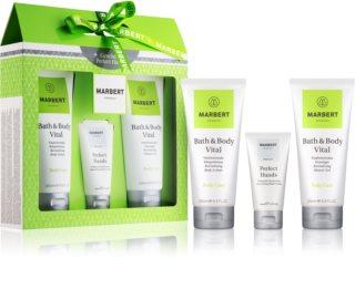 Marbert Bath & Body Vital Kosmetik-Set  I.