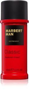 Marbert Man Classic Creme Deodorant für Herren 40 ml