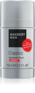 Marbert Man Classic Sport déodorant stick pour homme 75 ml