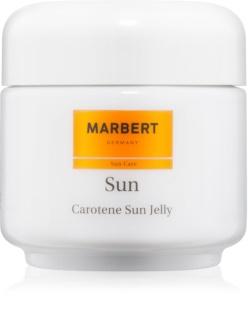 Marbert Sun Carotene Sun Jelly gel za lice i tijelo s bronz efektom SPF 6