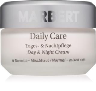Marbert Basic Care Daily Care denní a noční krém pro normální až smíšenou pleť