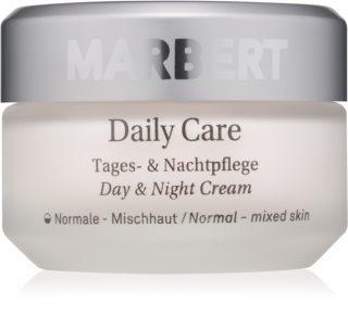 Marbert Basic Care Daily Care денний та нічний крем для нормальної та змішаної шкіри
