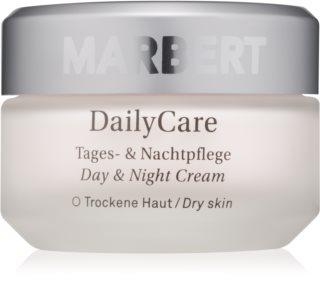 Marbert Basic Care Daily Care денний та нічний крем для сухої шкіри