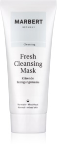 Marbert Fresh Cleansing Cleansing Clay Facial Mask for Normal and Combination Skin
