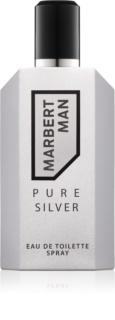 Marbert Man Pure Silver toaletna voda za muškarce 125 ml