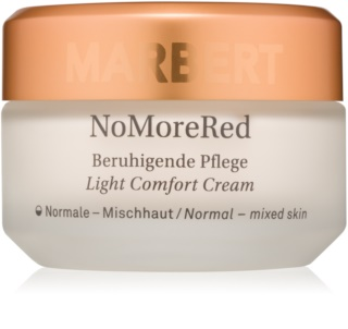 Marbert Anti-Redness Care NoMoreRed leichte, beruhigende Creme  für normale Haut und Mischhaut