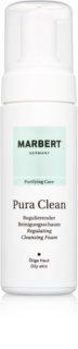 Marbert PuraClean очищаюча пінка проти недосконалостей шкіри