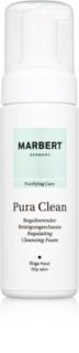 Marbert PuraClean čisticí pěna proti nedokonalostem pleti