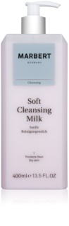 Marbert Soft Cleansing Cleansing Milk for Sensitive and Dry Skin