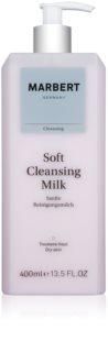 Marbert Soft Cleansing čisticí mléko pro citlivou a suchou pleť