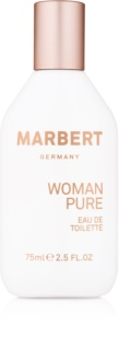 Marbert Woman Pure Eau de Toilette für Damen 75 ml