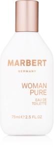 Marbert Woman Pure Eau de Toilette Damen 75 ml