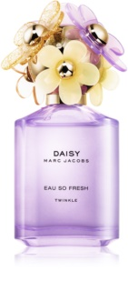 Marc Jacobs Daisy Eau So Fresh Twinkle Eau de Toilette voor Vrouwen  75 ml