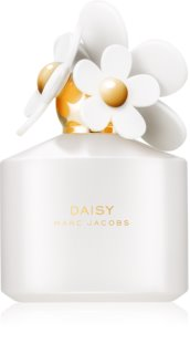 Marc Jacobs Daisy White Limited Edition Eau de Toilette for Women 100 ml