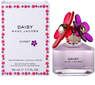 Marc Jacobs Daisy Sorbet Eau de Toilette voor Vrouwen  50 ml