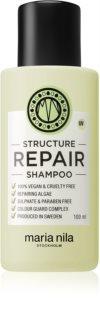 Maria Nila Structure Repair Shampoo für trockenes und beschädigtes Haar