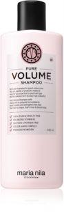 Maria Nila Pure Volume šampon pro objem jemných vlasů